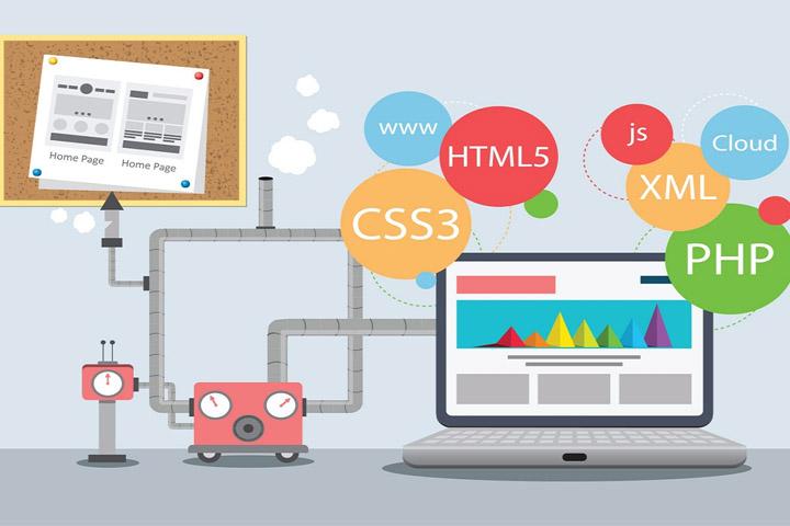 Веб-дизайн и веб-разработка